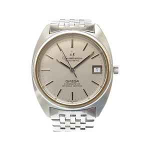 Omega Constellation Gerald Genta Automatic Watch Silver 0611omega Men's