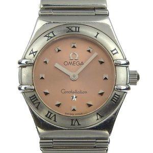 Omega Omega Constellation Ladies' Quartz Watch Wrist