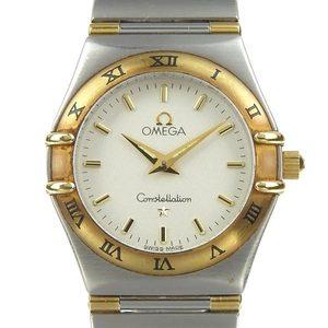 Omega Omega Constellation Ladies' Quartz Wrist Watch 1372.3