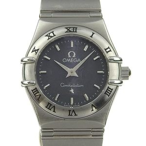 Omega Omega Constellation Mini Ladies Quartz Wrist Watch 1562.3