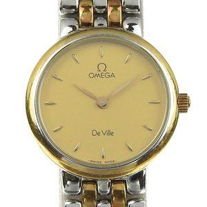 Omega Omega Devil Combination Women's Quartz Wristwatch Watch