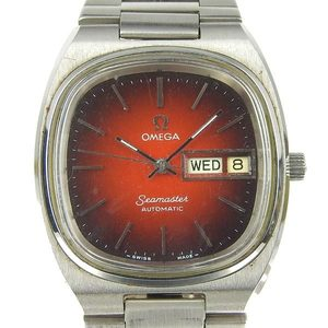 Omega Omega Seamaster Men's Automatic Wrist Watches Cal.1020 Watch