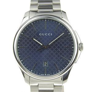 Gucci Gucci Timeless Mens Quartz Wrist Watch 126.3