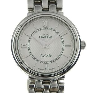 Omega Omega De Ville Prestige Ladies Quartz Watch Wrist