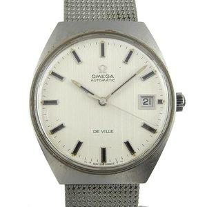Omega Omega Devil Mens Automatic Watch Tool 107 Wrist