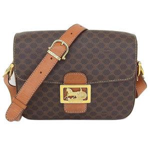 Celine Celine Pearl Shoulder Bag Tea Gold Bracket