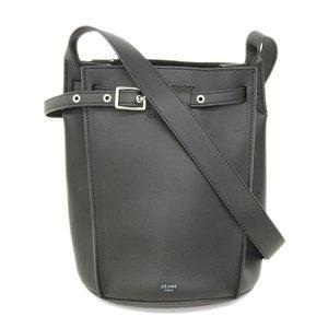 Celine Celine Big Bag Bucket With Leather Black 183343a4t.38 No