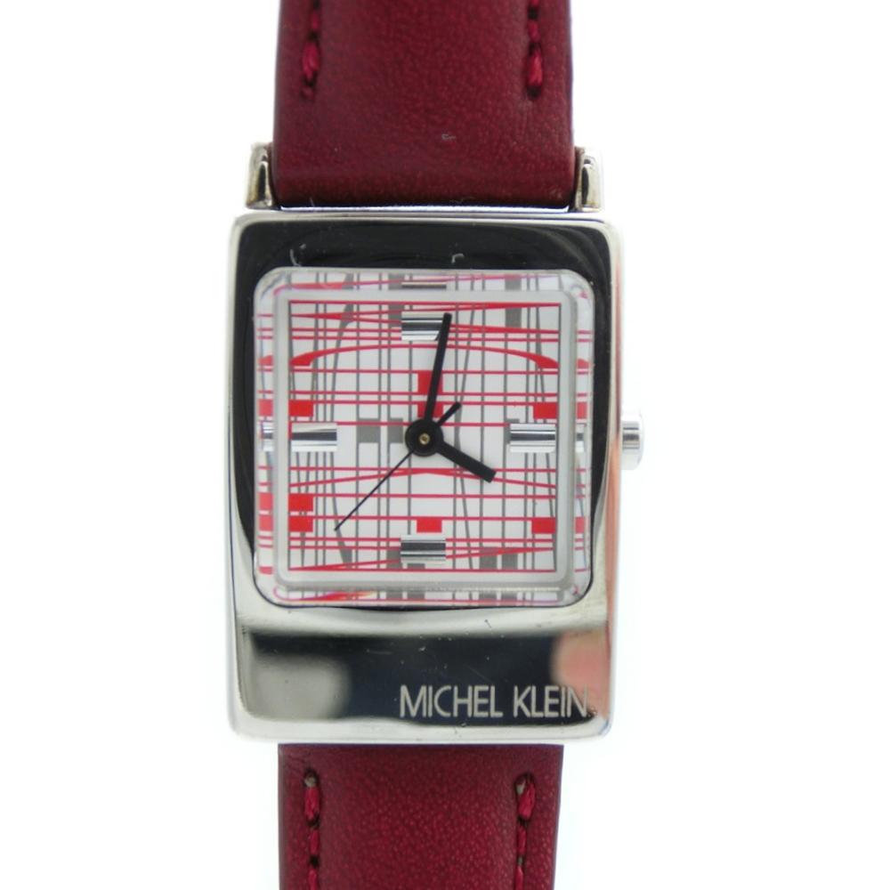 Michel Klein Quartz Stainless Steel Women's Casual Watch