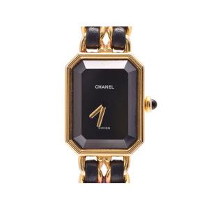 Second-hand Chanel Premier S Size Gp / Leather Quartz Women's Watch ◇