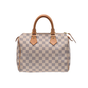 Used Louis Vuitton Azur Speedy 25 N41534 Ladies Bag ◇