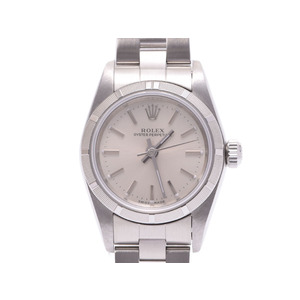 Used Rolex Oyster Perpetual 76030 Ss Engine Y Turned Bezel Gala Watch Automatic Women's ◇
