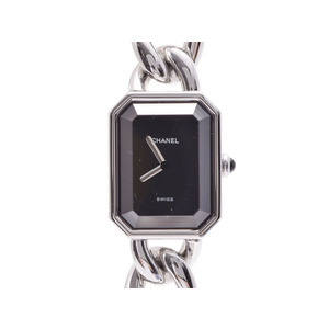 Used Chanel Premier Ss Size M Quartz Wrist Women's ◇