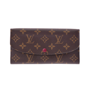 Used Louis Vuitton Monogram Porto Foyu Emily Fuchs Old M60697 Women's Purse ◇