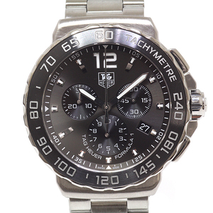 [Tag Heuer] Tag Heuer Men's Watch Formula 1 Chronograph Cau 1115 Gray Dial