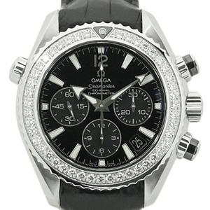 Omega Seamaster Aqua Terra Chronograph Chronometer 222-18-38-50-01-001 Co-axial Ladies' Automatic Gray / Black Letterboard