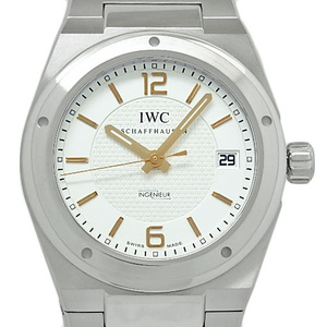 Iwc Inn Junior Iw 322801 Mens Automatic Silver Dial
