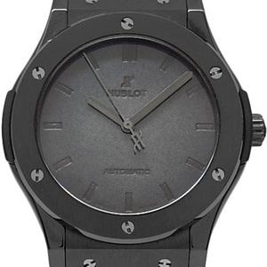 Berluti Hublot Classic Fusion Berlutti All Black 511 - Cm 0500 Vr Ber 16 500 Limited Edition Automatic Mens Back Scatpine Venetian Leather Case