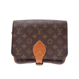 Used Louis Vuitton Monogram Cultschiere M51253 Shoulder Bag Men's Women's ◇