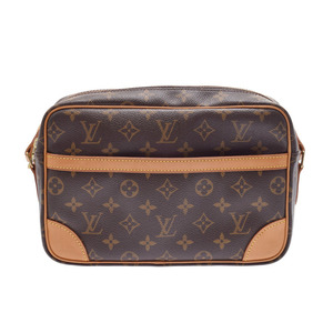 Used Louis Vuitton Monogram Trocadero S M 51274 Bag Men's Women's ◇