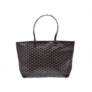 New Item Goyard Artwa Mm Pvc Leather Black / Bag ◇