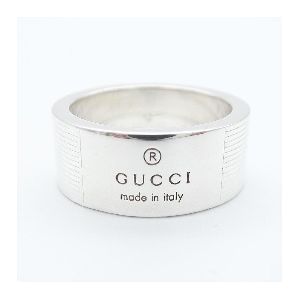 グッチ(Gucci) シルバー925 カジュアル リング シルバー