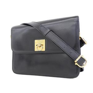 e88eb33fe1 Celine Celine Vintage Shoulder Bag Black 20180731