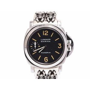 中古 クロムハーツ パネライ PAM00001 A番 トリチウム SPオーダー 腕時計 Chrome Hearts OFFICINE PNERAI◇