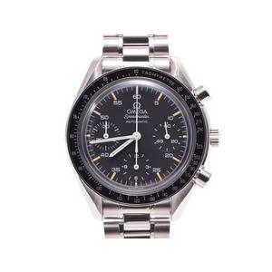 中古 オメガ スピードマスター3510.50 SS 黒文字盤 自動巻 メンズ 腕時計 空ギャラ OMEGA◇