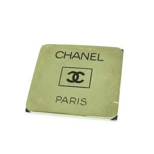 Chanel Silver Brooch Accessories Vintage 0053