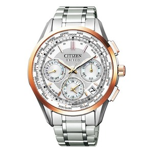 Citizen EXCEED CC9054-52A Analog Wrist Watch 2018 Model Japan New