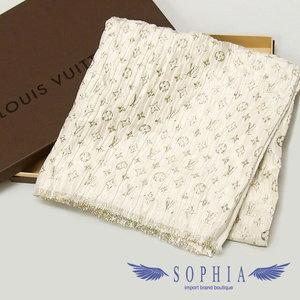 Louis Vuitton Stole Ethole · Monogram Saw Glitter 20180612