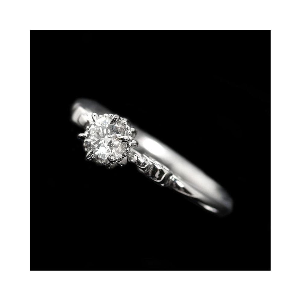 Kaiuno K.uno Disney Fortunate Pumpkin Carriage Cinderella Diamond Ring  Platinum Women s No. 11 Finished db7f0444f