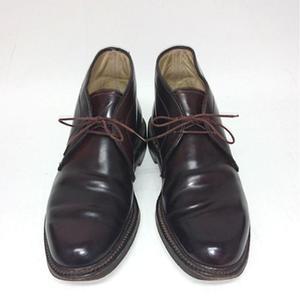 Alden Chakka Boots Code Van 6 Half Bar Gandhi Men's