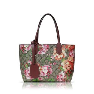 Gucci Gg Blooms River Ribble Tote Bag 372613 Antique Rose cc00496caf201