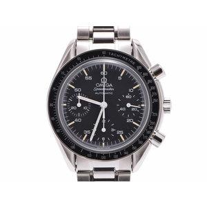 中古 オメガ スピードマスター 3510.50 SS 黒文字盤 自動巻 腕時計 メンズ OMEGA◇