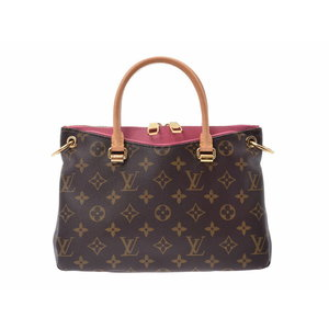 Used Louis Vuitton Monogram Palace Bb M40463 With Strap 2 Way Bag Women's ◇