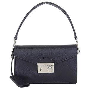 Prada Prada Saferiano Mini Shoulder Bag Hand 2 Way Black