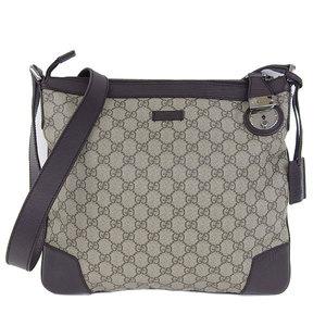 Gucci Gucci Gg Shoulder Bag Brown 148476