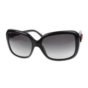 Chanel Chanel Ribbon Sunglasses Black 60 □ 17 135 5171
