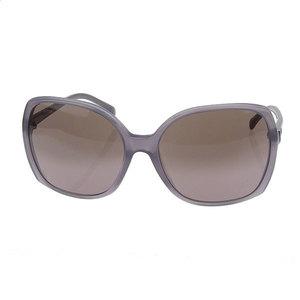 Chanel Chanel Coco Mark Sunglasses Purple 60 □ 17 5204