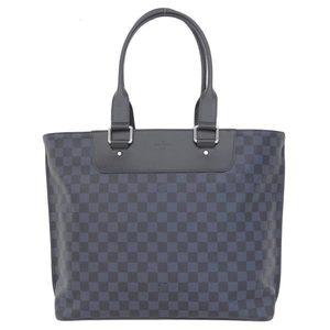 Louis Vuitton Louis Damier Cobalt Cover · Voyage Y4397 Bag