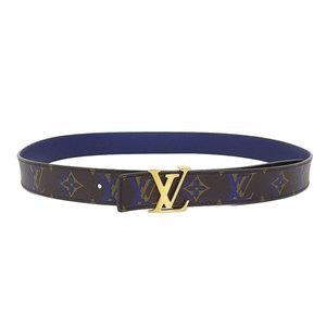 Louis Vuitton Louis Monogram Lv Belt Men 85/34