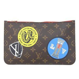 Louis Vuitton Louis Monogram Neverful Full Porch Accessory Patch