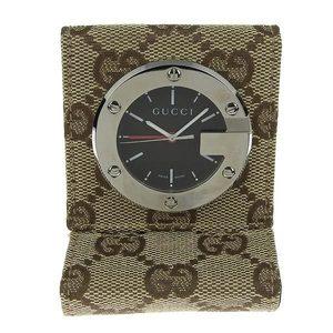 Gucci Gucci Travel Clock 200 Wrist Watch