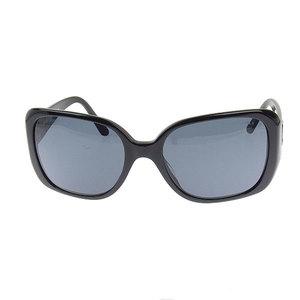 Chanel Chanel Coco Mark Sunglasses Black 57 □ 18 130 5101