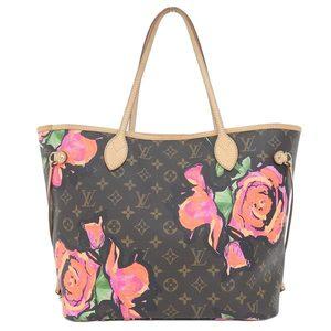 Louis Vuitton Louis Monogram Rose Never Full Mm M 48613 Bag