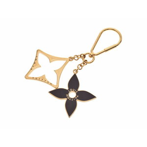 Used Louis Vuitton Portuguese Puzzle Key Ring Bag Charm Gp ◇