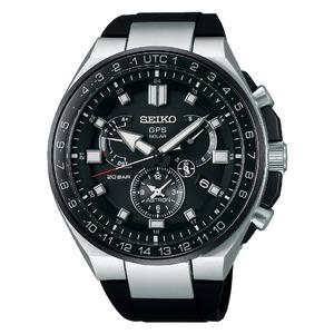 Seiko Astron Radio Wave Control Solar Titanium Men's Watch SBXB169