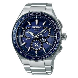 Seiko Astron Solar Titanium Men's Watch SBXB155