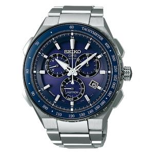 Seiko Astron Radio Wave Control Solar Titanium Men's Watch SBXB127